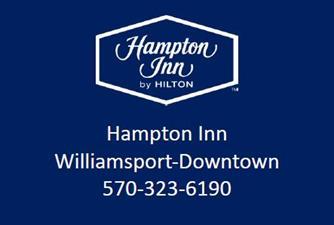 Hampton Inn Williamsport - Downtown