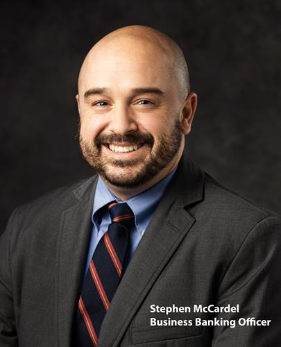 Stephen McCardel - Business Banking Officer