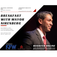 Breakfast with the Mayor 2019