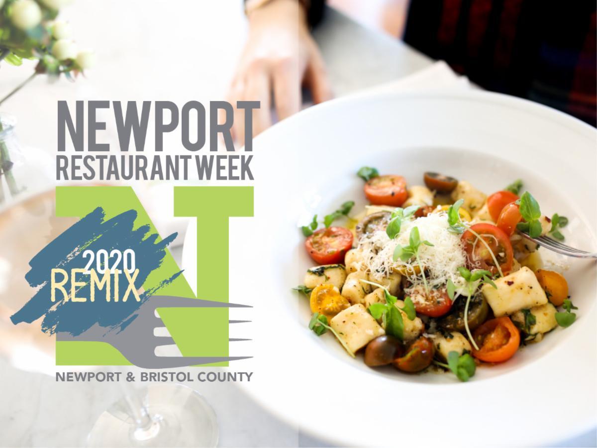 Newport Restaurant Week Fall 2020