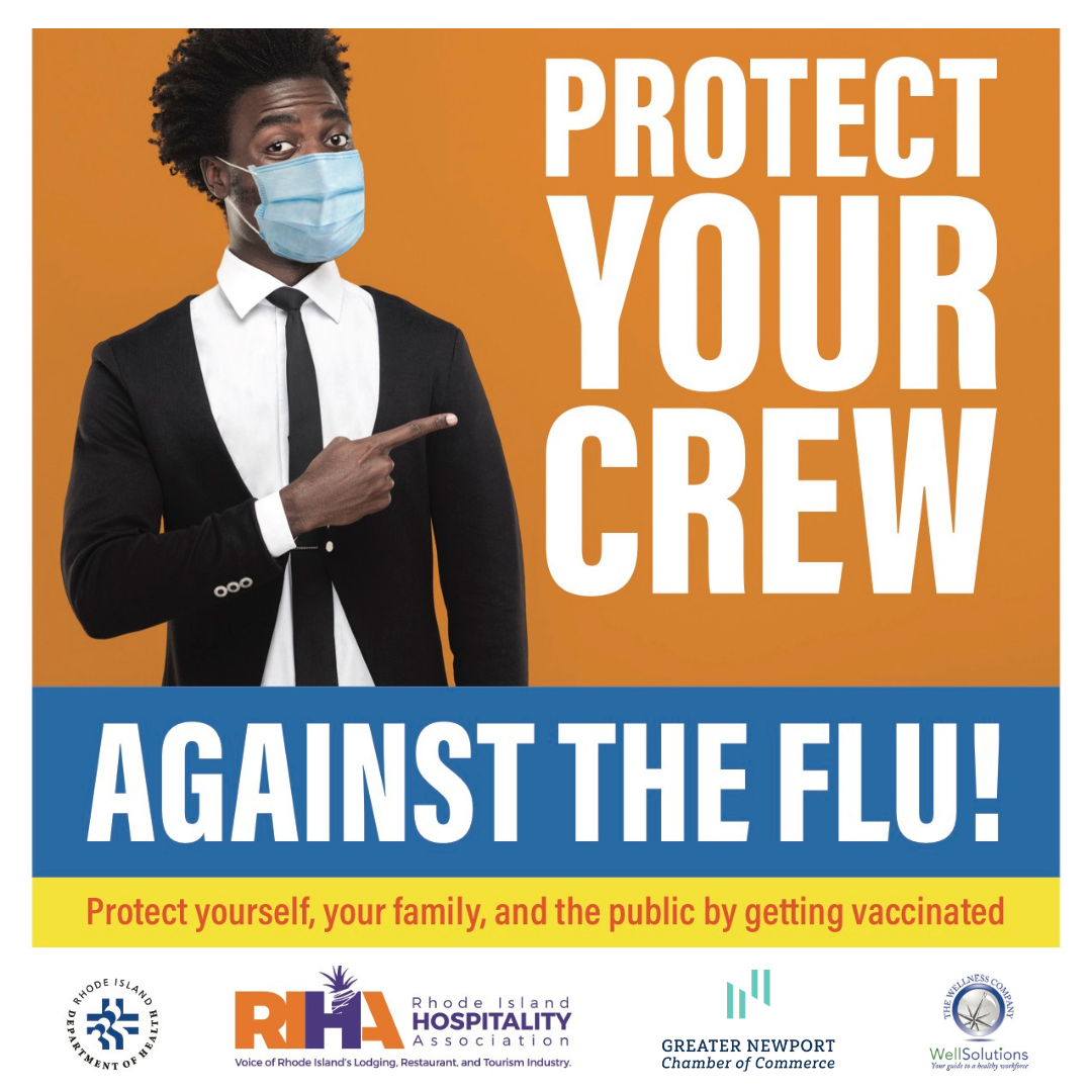 Hospitality Flu Clinics start tomorrow!