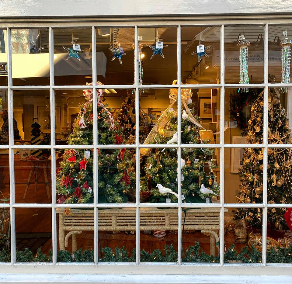 2nd Annual Holidays by the Sea Window Contest