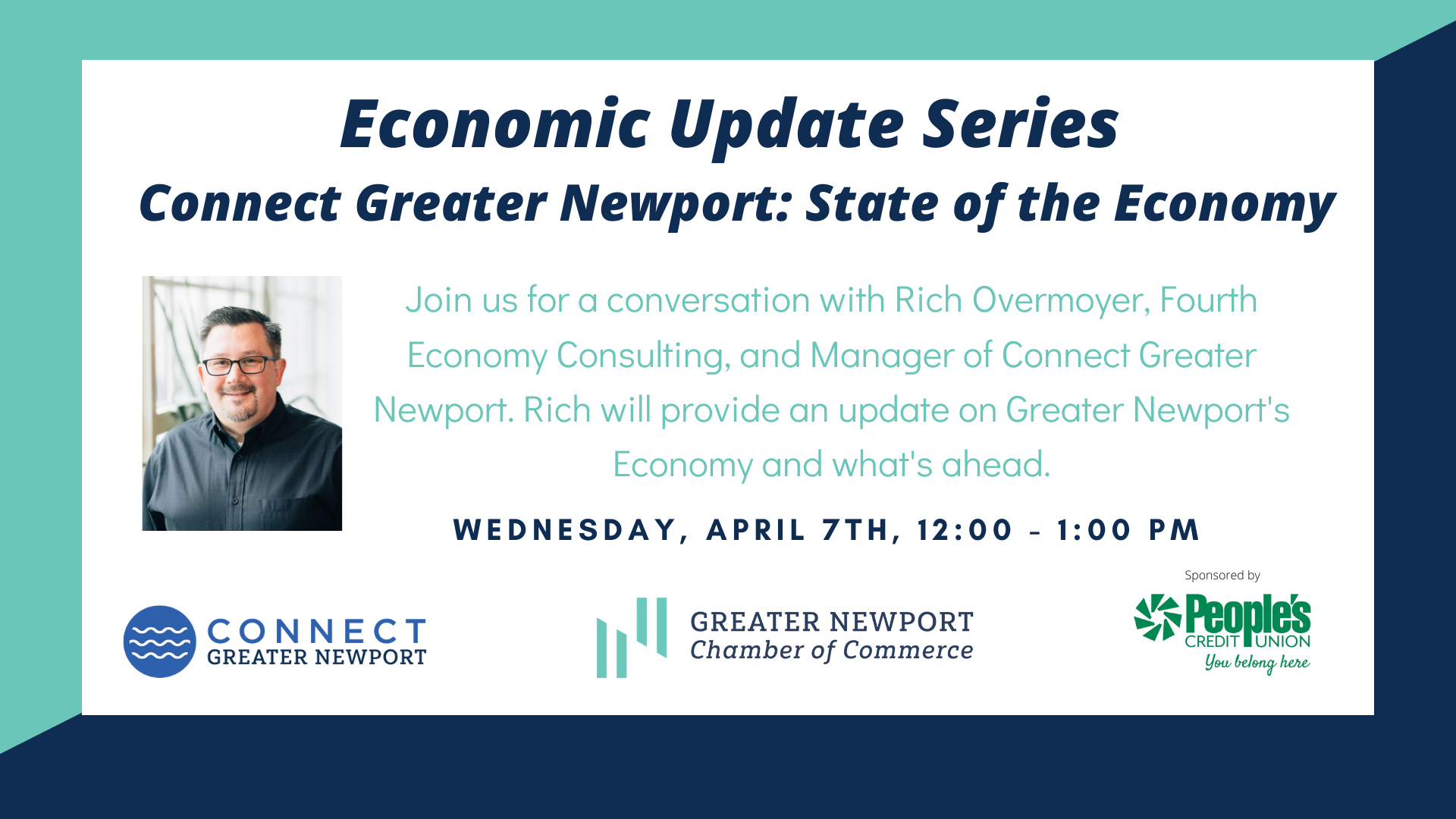 Image for Economic Update:  Connect Greater Newport - State of the Economy