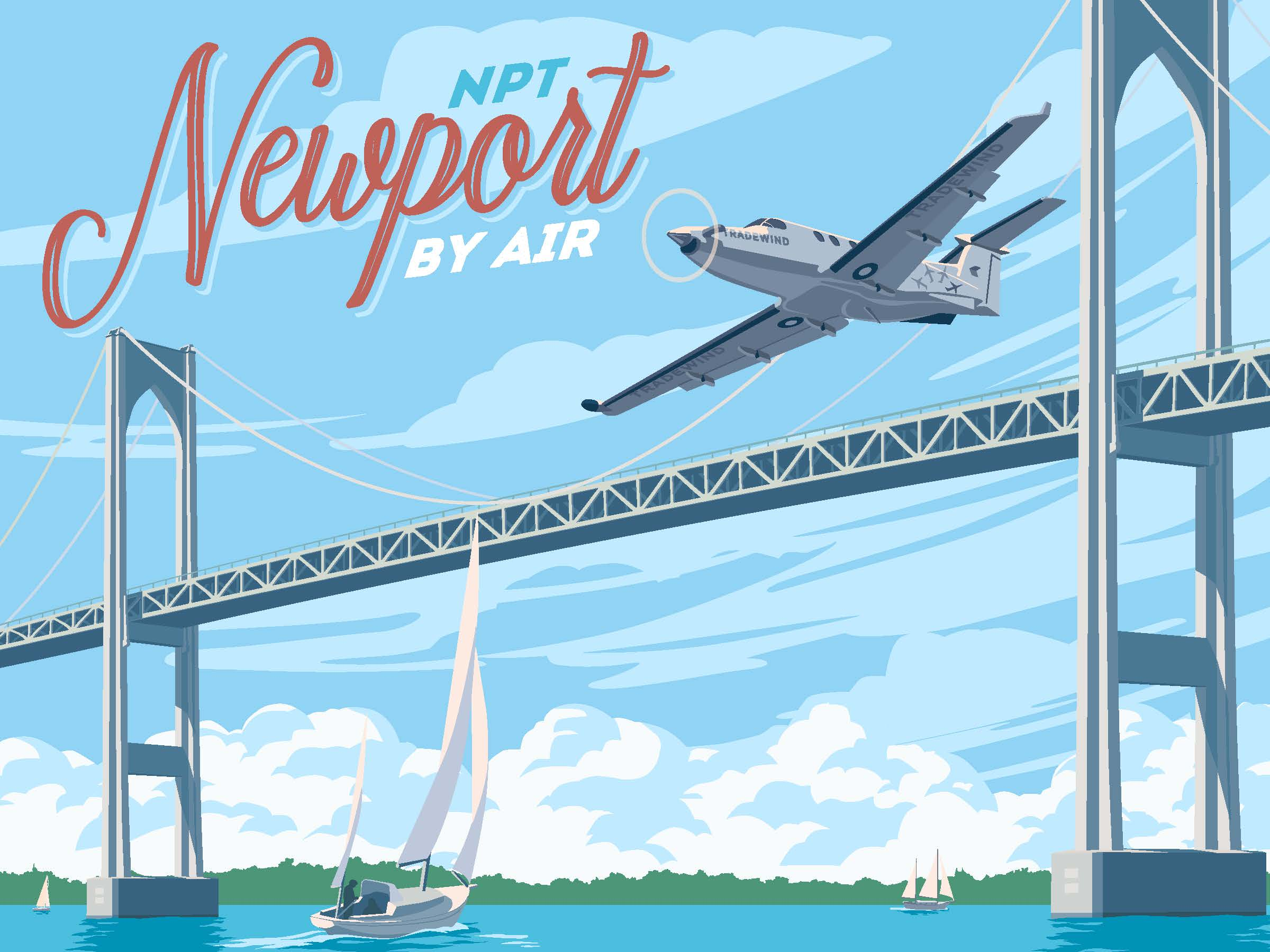Image for Tradewind Aviation Launches Scheduled Flights to Newport, RI