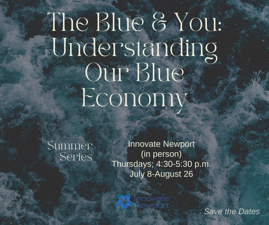Image for The Blue & You: Understanding Our Blue Economy