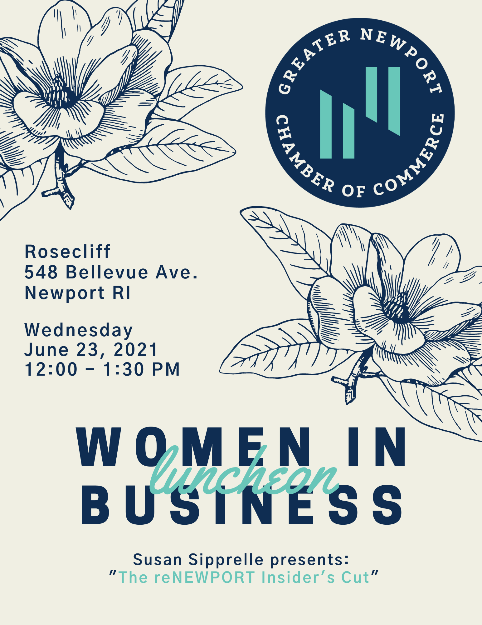 Image for Women in Business Luncheon 2021