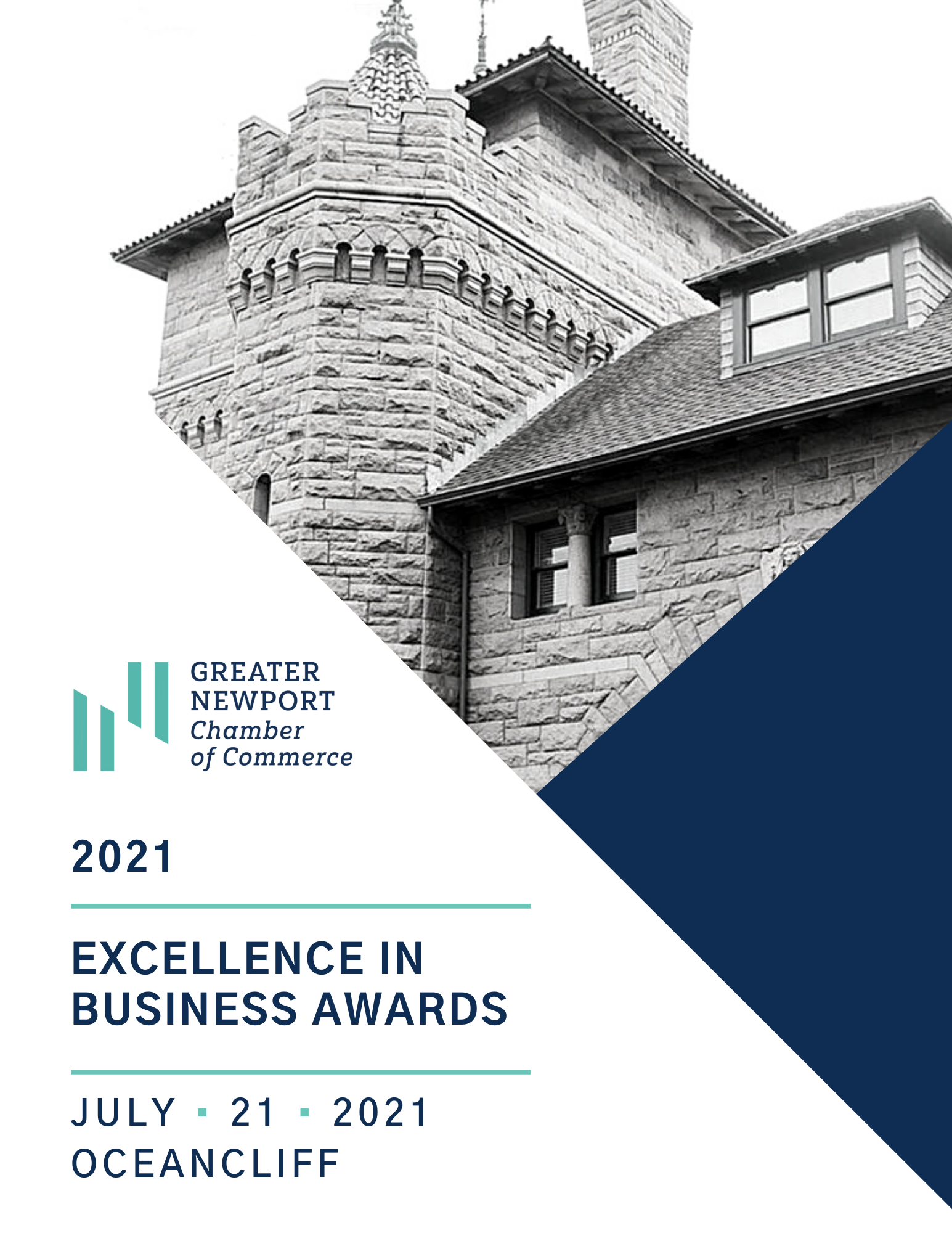 Image for 2021 Excellence in Business Awards at Oceancliff