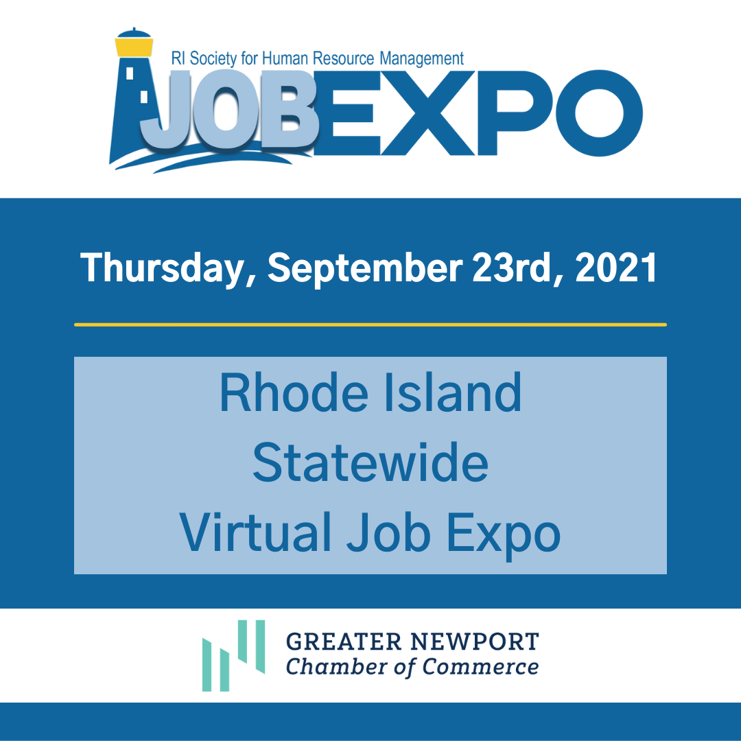 RISHRM Job EXPO 9/23/2021