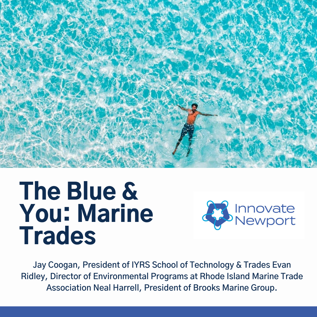 The Blue & You - Marine Trades