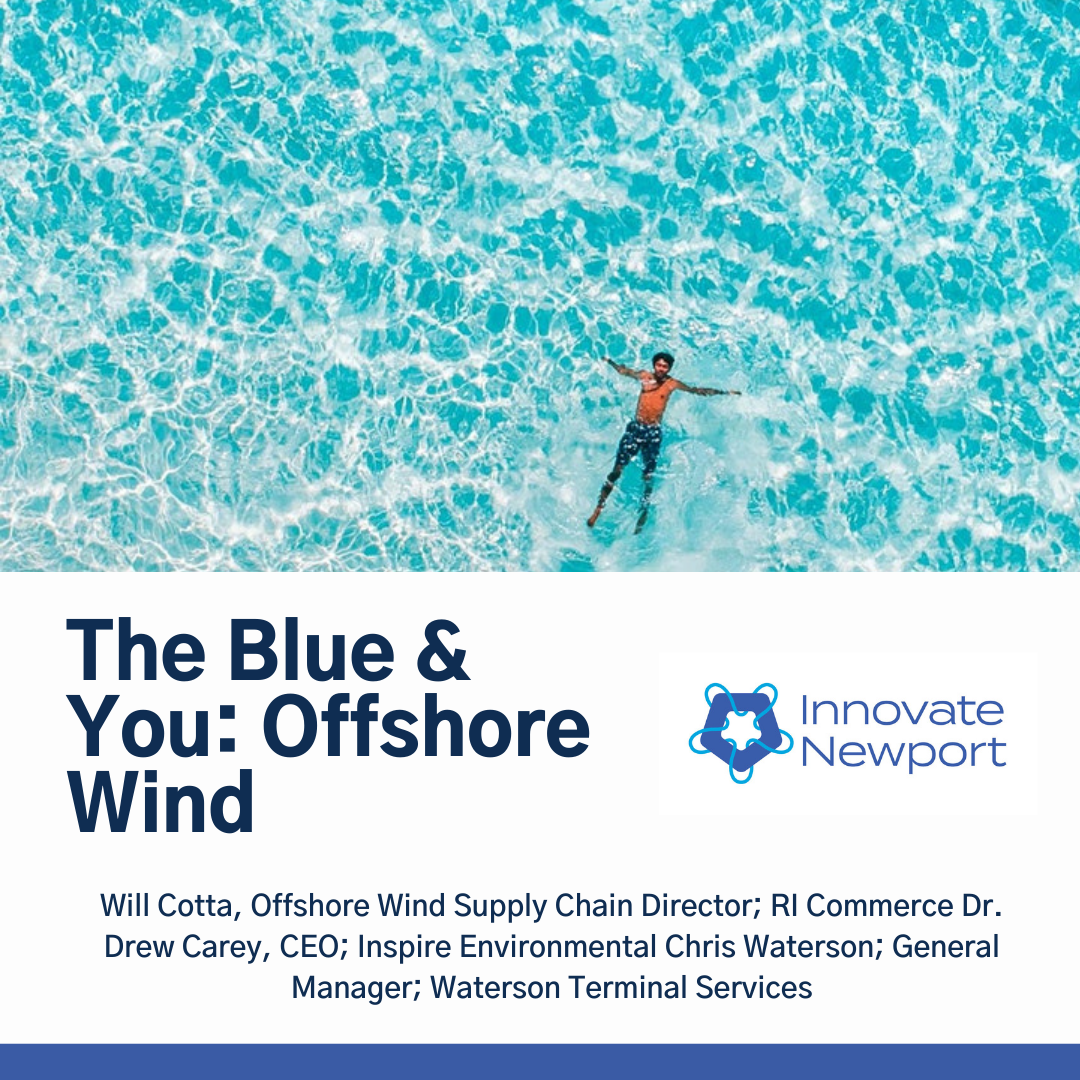 The Blue & You: Offshore Wind