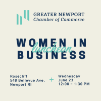 Women in Business Luncheon at Rosecliff *ALMOST SOLD OUT!*