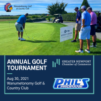 2021 Annual Golf Tournament sponsored by Phil's Propane *Sold Out*
