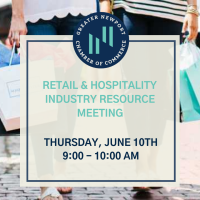 Retail & Hospitality Industry Resource meeting