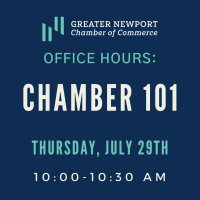 Office Hours: Chamber 101