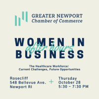 Women in Business After Hours: The Health Care Workforce: Current Challenges, Future Opportunities