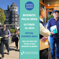 Connect Greater Newport Business Pulse Week
