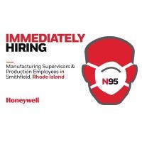 Honeywell: Immediately Hiring