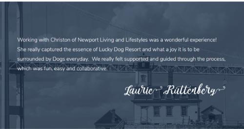 Testimonial Laurie Ruttenberg