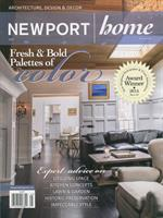 WDA Newport Life Magazine cover and article.