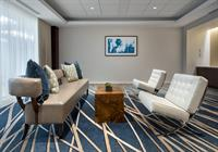 Our flexible meeting space provides new ways to think about meetings.