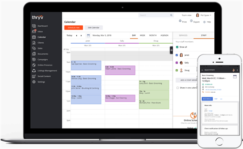 Calendar-Appointments