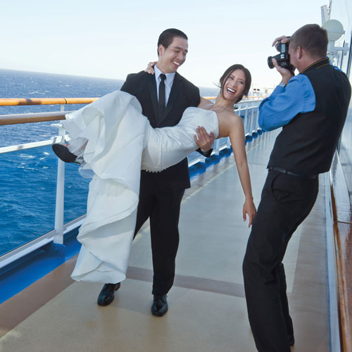 Cruise Wedding/Honeymoon