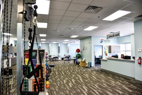 Grayson Construction - Results Physiotherapy