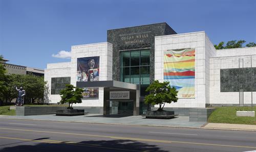 Birmingham Museum of Art, exterior