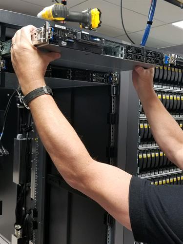 Server De-Install