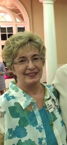 Lynn Wingfield - Service Team Member