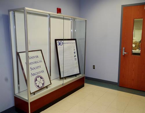 New archives at Public Safety Center