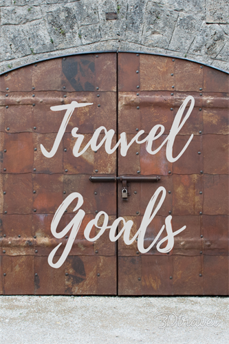 Let's talk travel goals!