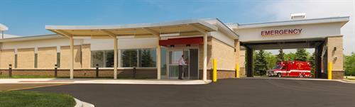 Vista Lindenhurst Freestanding Emergency Center (1050 Red Oak Lane)