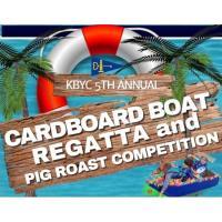 KBYC Cardboard Boat Regatta