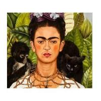 The Life & Art of FRIDA KAHLO with Armando Droulers