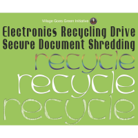 13th Annual Electronics Recycling Drive