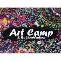 Art & Rollerblading Camp 2019