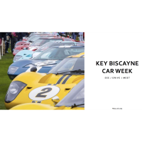 Key Biscayne Car Week