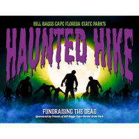 Haunted Hike 2019 at Bill Baggs
