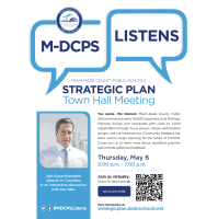 Town Hall with Superintendent Carvalho