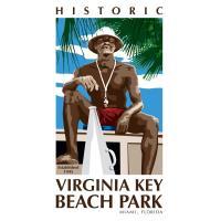 Historic Virginia Key Beach Park Day