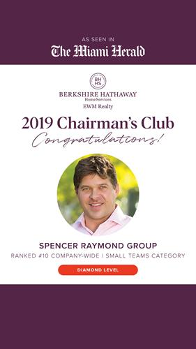 The Spencer Raymond Group | BHHS EWM Realty