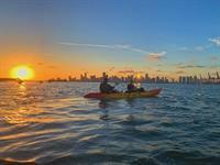All Hallows' Eve Singles' Sunset Kayak and Paddleboard Tour