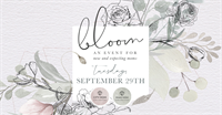 BLOOM: A Celebration of Motherhood Presented by Mercy Hospital HCA & Dr. Bob Pediatric Dentist