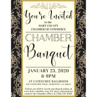 Chamber of Commerce Annual Awards Banquet