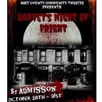 Harvey's Haunted Theatre