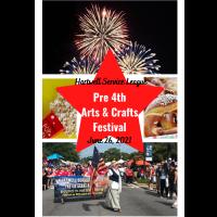 Pre-4th Arts & Crafts Festival