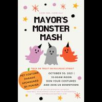 Mayor's Monster Mash on RAILROAD STREET