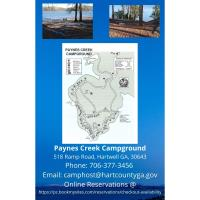 Paynes Creek Campgound