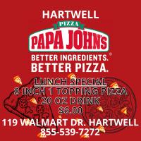 Papa John's - Hartwell